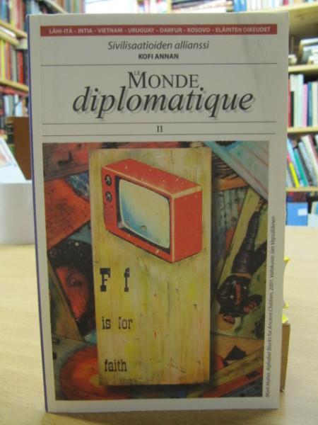 Le monde diplomatique. 2, Mika Rönkkö