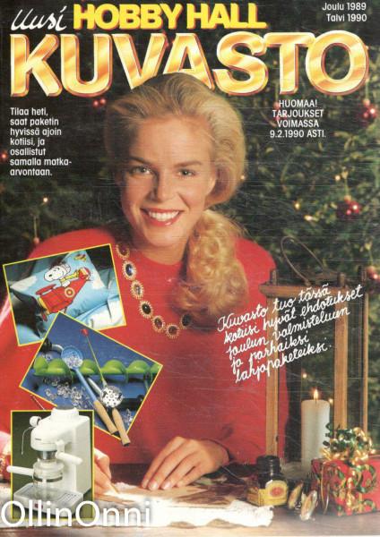 Hobby Hall kuvasto Joulu 1989 Talvi 1990, Anneli Markovaara