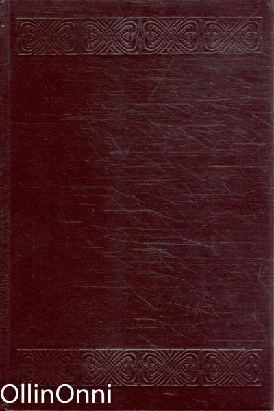 Vegan matka Asian ja Europan ympäri I-II, A.E. Nordenskiöld