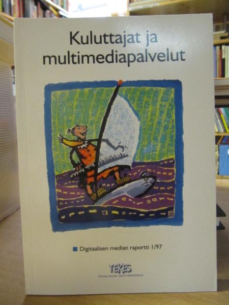 Kuluttajat ja multimediapalvelut, Minna Puirava