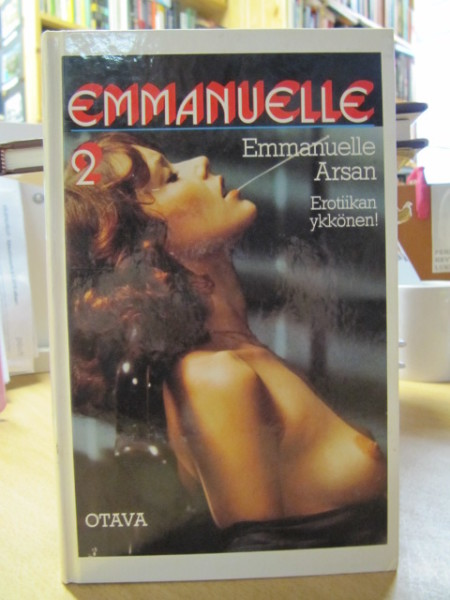 Emmanuelle 2, Emmanuelle Arsan