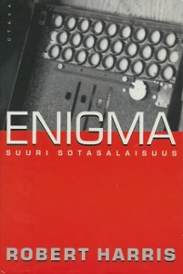Enigma : suuri sotasalaisuus, Robert Harris