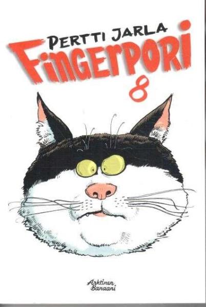 Fingerpori 8, Pertti Jarla