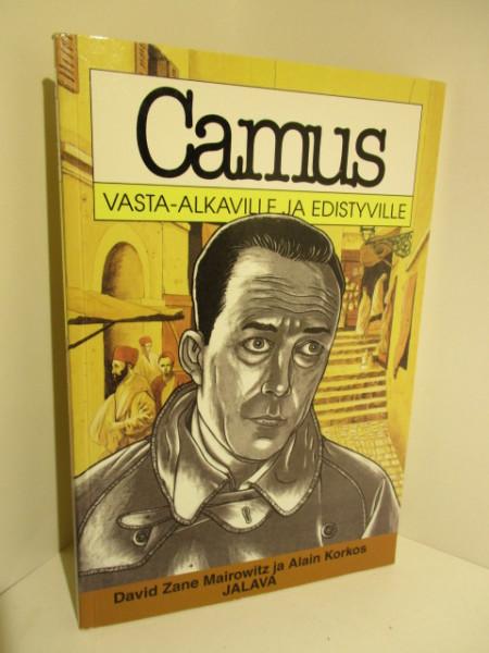 Camus vasta-alkaville ja edistyville, David Zane Mairowitz