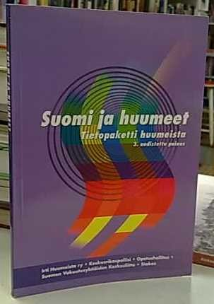 Suomi ja huumeet - Tietopaketti huumeista, Tapio Jaakkola