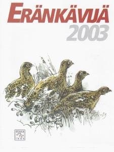 Eränkävijä 2003, Mauri Soikkanen