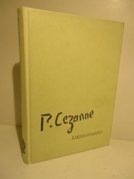 Kirjeenvaihto, Paul Cézanne