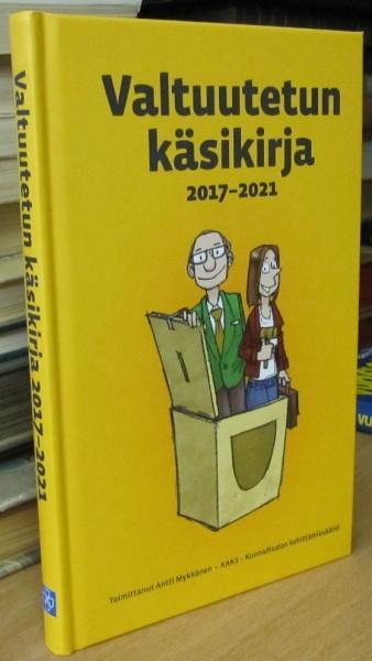 Valtuutetun käsikirja 2017-2021, Antti Mykkänen