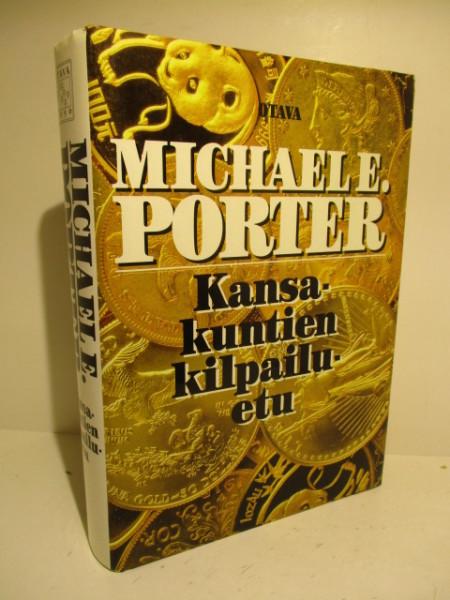 Kansakuntien kilpailuetu, Michael E. Porter