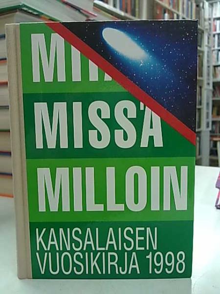 Mitä Missä Milloin 1998 (kangasselkämys),
