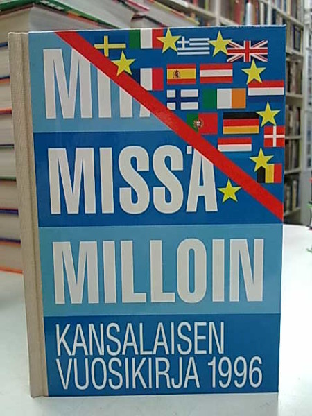 Mitä Missä Milloin 1996 (kangasselkämys),