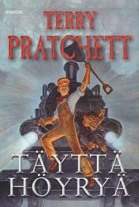 Täyttä höyryä, Terry Pratchett