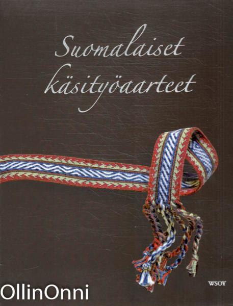Suomalaiset käsityöaarteet 1-2, Toimituskunta