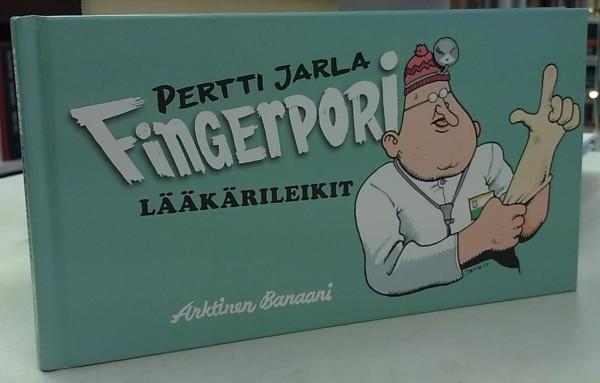 Fingerpori - Lääkärileikit, Pertti Jarla