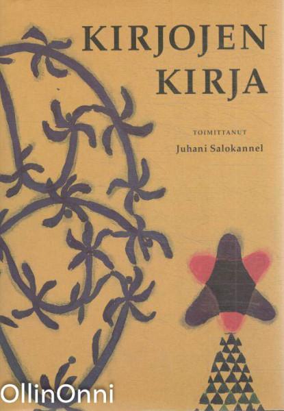 Kirjojen kirja, Juhani Salokannel