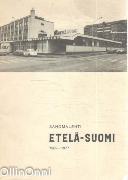 Sanomalehti Etelä-Suomi 1902-1977, Kirsti Arajärvi