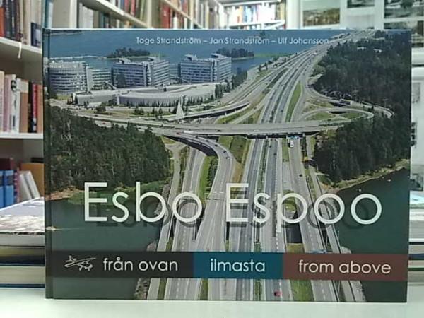 Espoo ilmasta - Esbo från ovan - Espoo from above, Tage Strandström