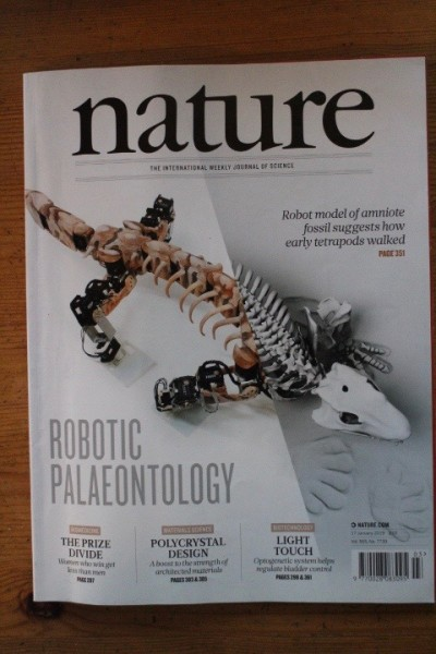 Nature 7739 - 17 January 2019,