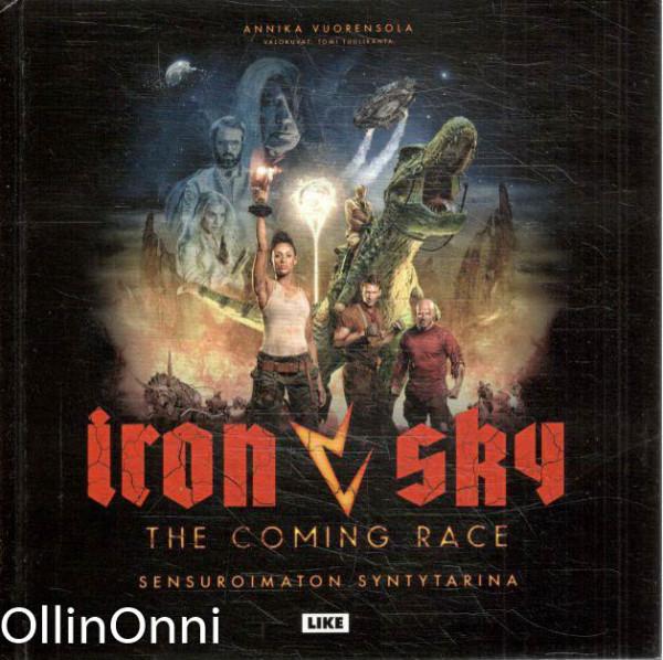 Iron Sky - The Coming Race, Annika Vuorensola
