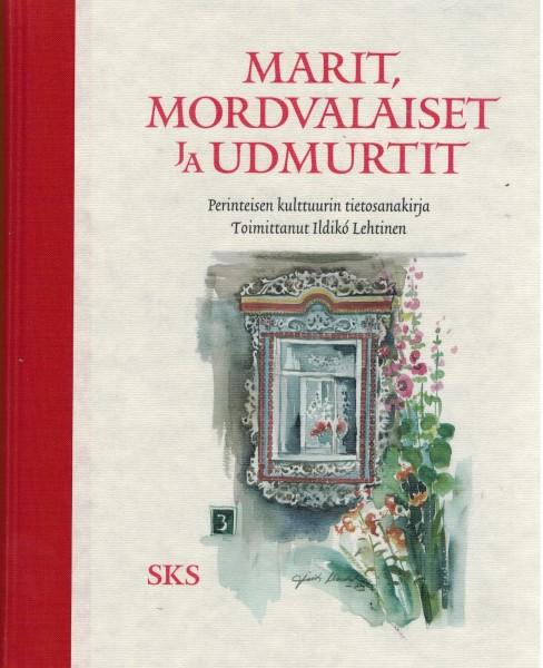 Marit, mordvalaiset ja udmurtit, Ildik Lehtinen