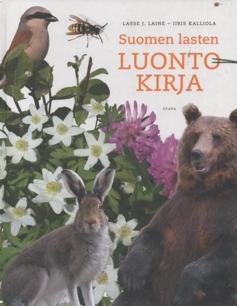 Suomen lasten luontokirja, Lasse J. Laine