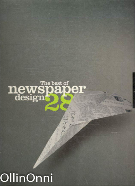 The Best of Newspaper Design Edition 28, Marshall Matlock