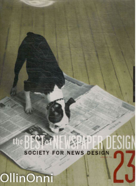 The Best of Newspaper Design Edition 23, Marshall Matlock
