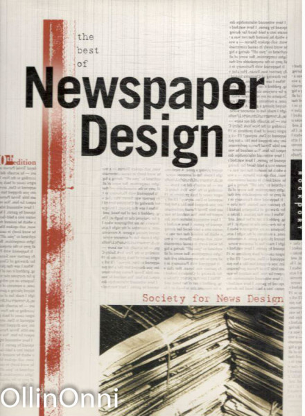 The Best of Newspaper Design Edition 20, Marshall Matlock