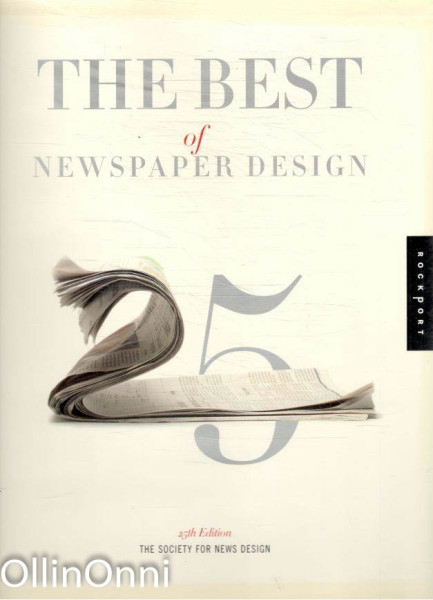 The Best of Newspaper Design Edition 25, Marshall Matlock