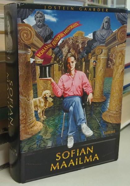 Sofian maailma - Romaani filosofian historiasta, Jostein Gaardner