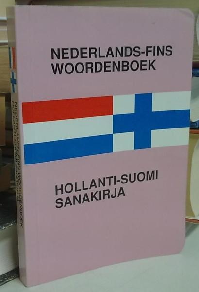 Nederlands-fins woordenboek / Hollanti-suomi sanakirja, Rense 't Hooft