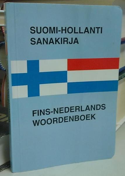 Suomi-hollanti sanakirja / Fins-nederlands woodernboek, Rense 't Hooft