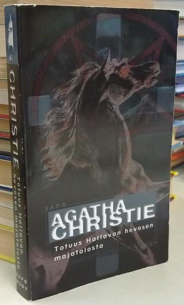 Totuus Hallavan hevosen majatalosta (Sapo 61), Agatha Christie