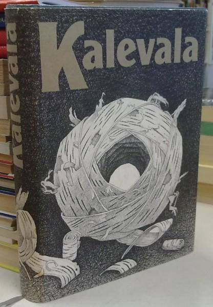 Kalevala (vironkielinen), Elias Lönnrot