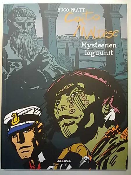 Corto Maltese : mysteerien laguunit, Marco Steiner