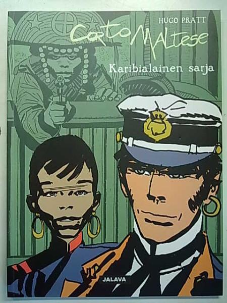 Corto Maltese - Karibialainen sarja, Hugo Pratt