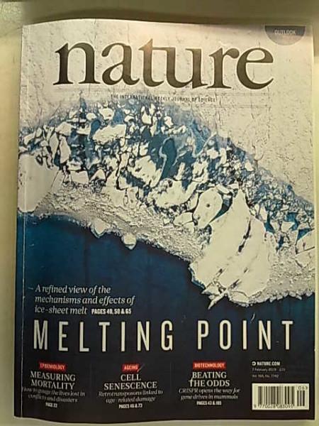 Nature 7742 - 7 February 2019,