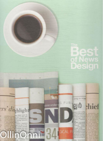 The Best of News Design 34, Marshall Matlock