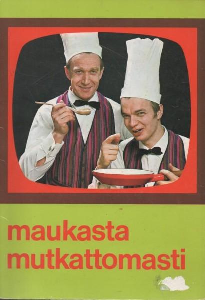 Maukast mutkastomasti, Jaakko Kolmonen