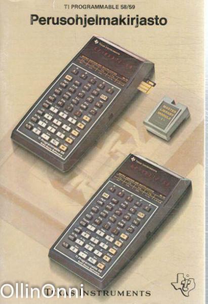 TI Programmable 58/59 - Perusohjelmakirjasto, Ei tiedossa