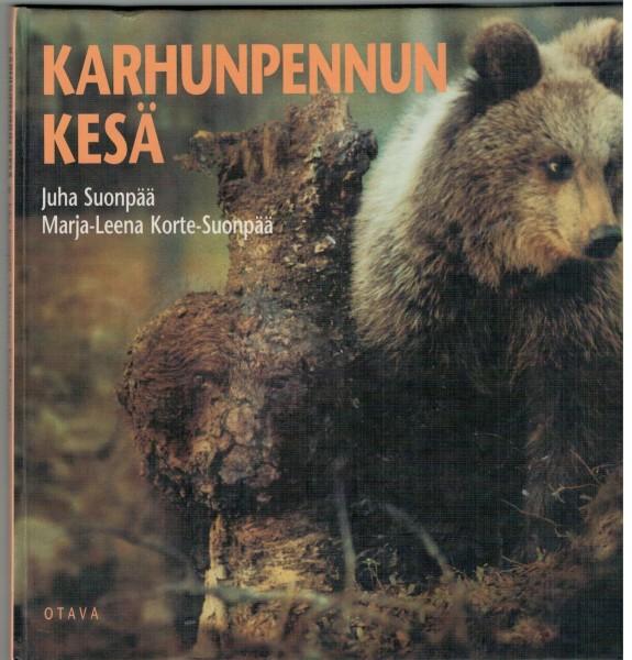 Karhunpennun kesä, Juha Suonpää