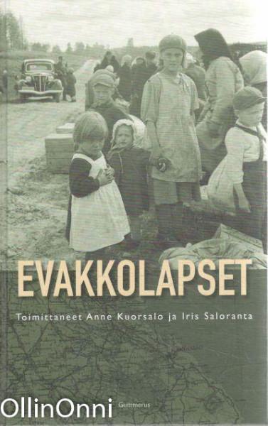 Evakkolapset, Anne Kuorsalo