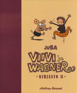 Viivi ja Wagner. Kirjasto II,  Juba