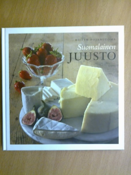 Suomalainen juusto, Riitta Pojanluoma