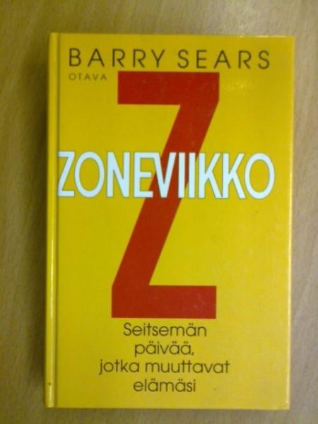 Zoneviikko, Barry Sears