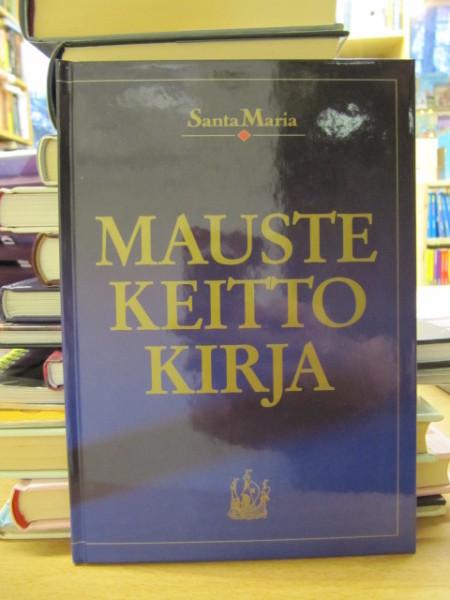 Maustekeittokirja, Agneta Börjesson-Pihl