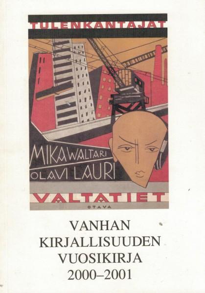 Vanhan kirjallisuuden vuosikirja 2000-2001, Ilpo Tiitinen