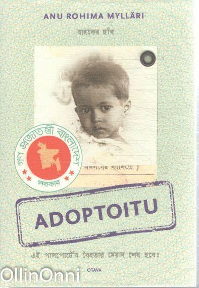 Adoptoitu, Anu Rohima Mylläri