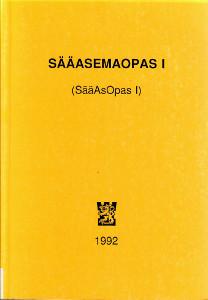Sääasemaopas I (SääAsOpas I),