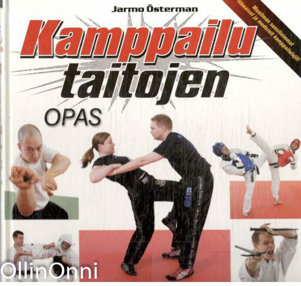 Kamppailutaitojen opas, Jarmo Österman